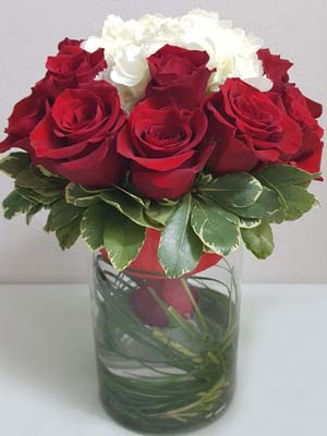 Red Rose Flower Designs delivery Puerto Rico