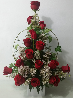 Red Roses for delivery Puerto Rico