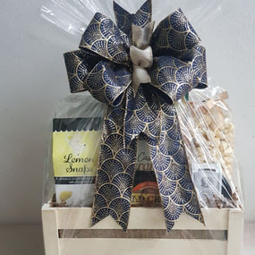 Cookies and Coffee Gift Baskets- Delivery in Puerto Rico