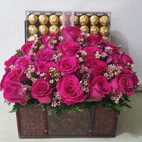 Pink Roses for Delivery in Puerto Rico