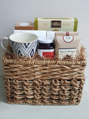 Tea Break Gift Basket